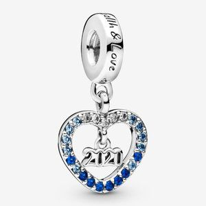 📿Pandora  2020 New Year Dangle Charm